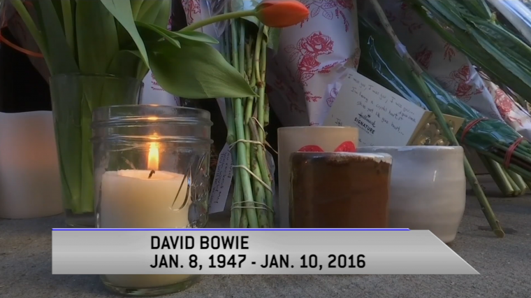 Remembering David Bowie, 1947 – 2016