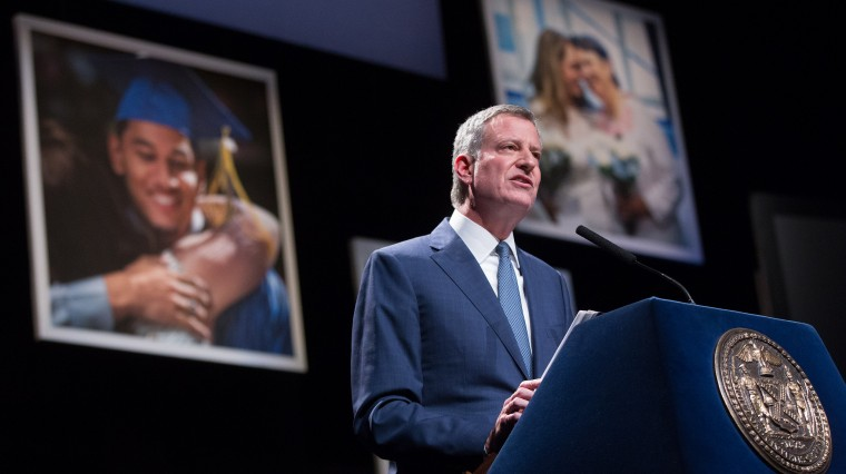 WATCH: Mayor de Blasio 2016 State of the City Address