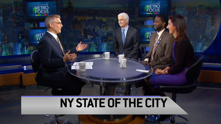 February 5, 2016: Recapping the State of the City