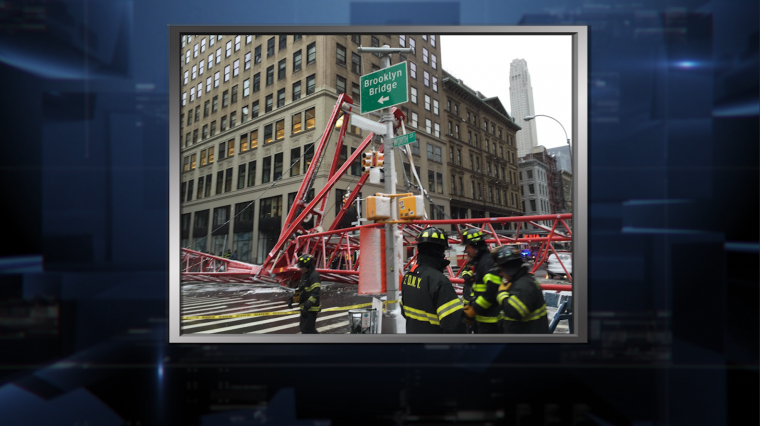 February 8, 2016: Deadly Crane Accident. Carriage Deal Disappears. Bad Landlords. Humans of NY.