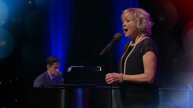Christine Ebersole On Stage Again With NJTV's 'American Songbook'