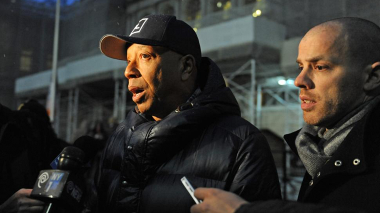 Russell Simmons Serves Up A Vegan Lifestyle