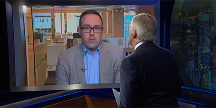 Amping Up For Super Tuesday With Washington Post's Chris Cillizza
