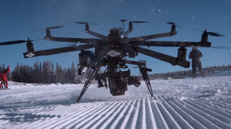 New York City Drone Film Festival Celebrates Aerial Photography