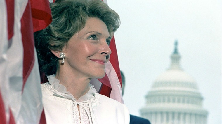 Remembering Former First Lady Nancy Reagan