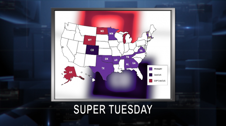 March 1, 2016: Super Tuesday. Year In Space. Dead Horse Bay.