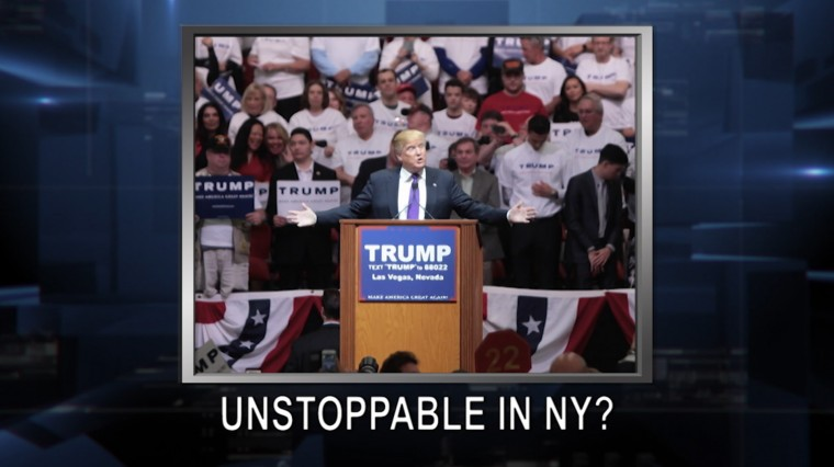 March 22, 2016:  Can't Stop Trump. Unsolved Murder. Bullying. Jewish Museum
