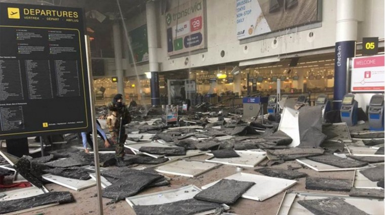 Former CIA Director Reacts To Attacks In Brussels