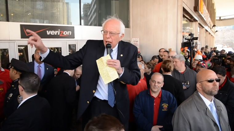 Former Congressional Budget Chair Challenges Sanders on Corporate Taxes
