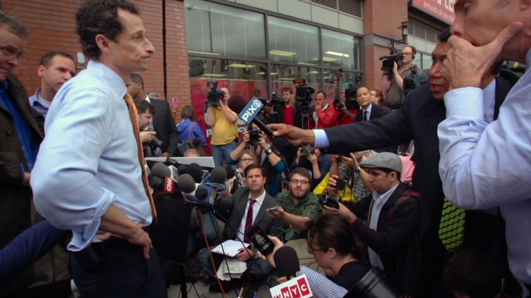 """""""Weiner"""": Inside His Failed Race for City Hall, A New Candid Documentary"""