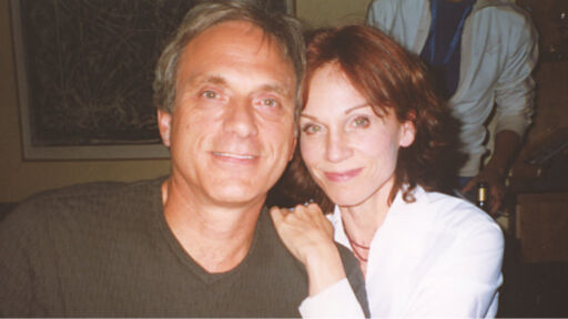 Marilu Henner Helps Husband Beat Cancer