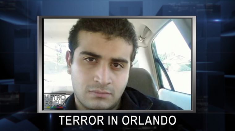 June 13, 2016: The Orlando Shootings.