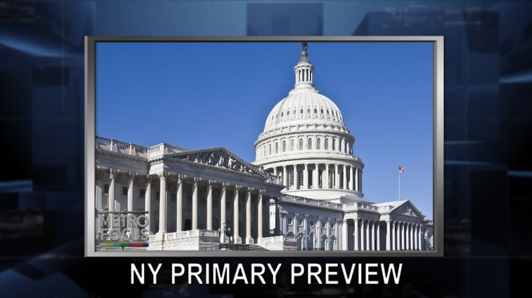 June 27, 2016: NY Primary Tomorrow. Tavis Smiley. Marilu Henner.