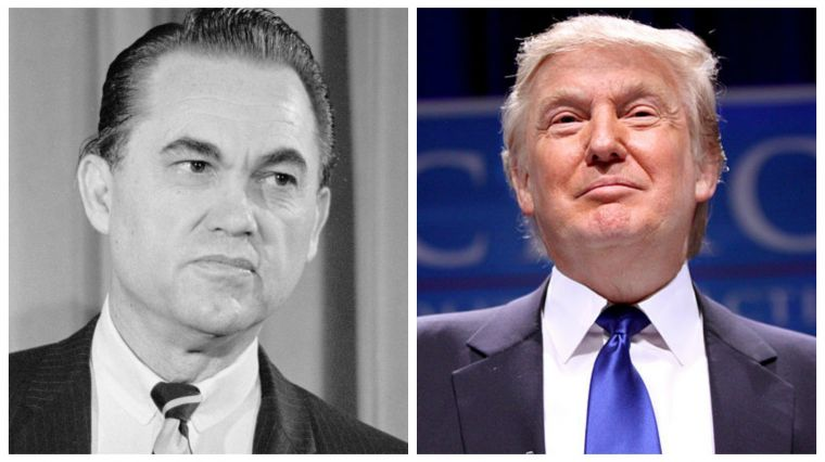 Wallace & Trump: History Repeating?