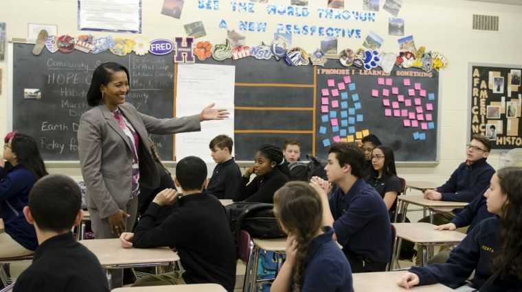 National Teacher of the Year