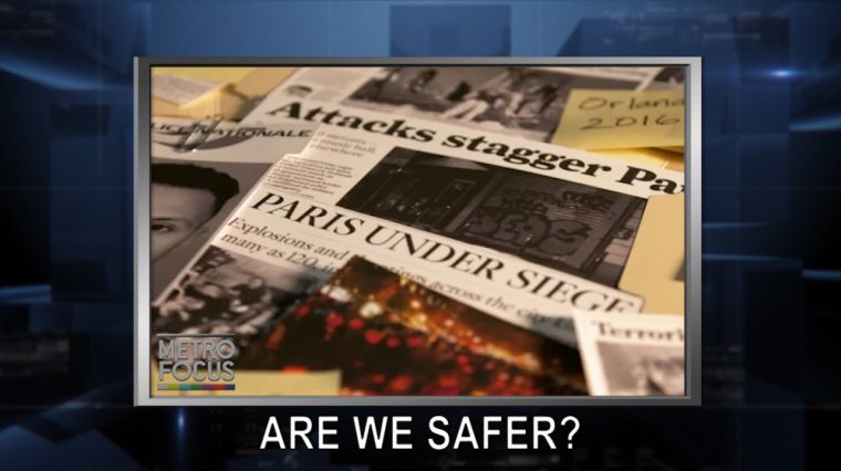 """September 6, 2016: Voters Who May Decide the Next Election. Soledad O'Brien's """"Matter of Fact."""" 15 Years After 9/11: Are We Safer?"""
