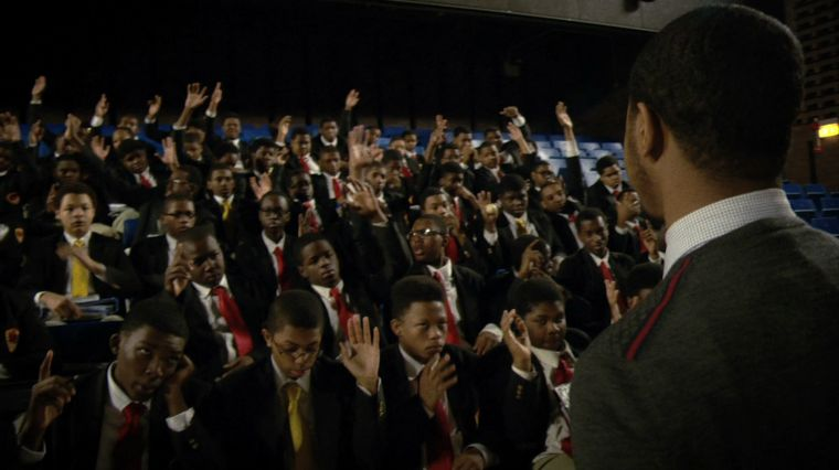 Defying the Odds: Young Black Men In College