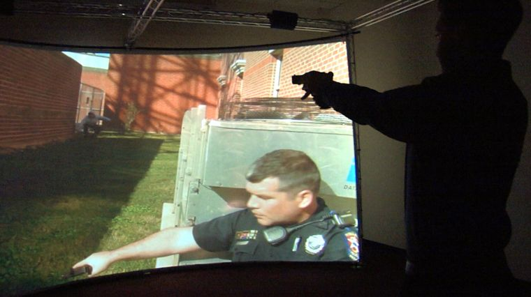 The Virtual Training Of Tomorrow's Police