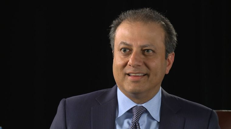 Preet Bharara: Cracking Down on Corruption