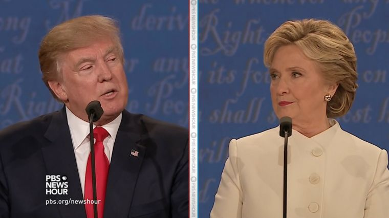 October 20, 2016: Trump: I Will Totally Accept Election Results, If I Win