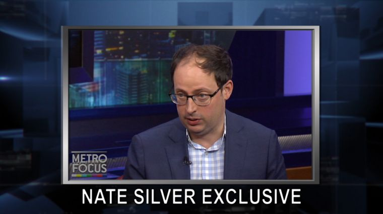 "October 28, 2016: Exclusive: Nate Silver Election Forecast. Ending Cyberbullying. Sidney Lumet: In Focus. 5 ""Don't Miss"" Halloween Hotspots."