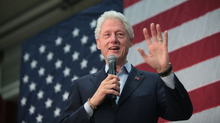 "November 3, 2016: Bill Clinton: The First ""First Gentleman?"""