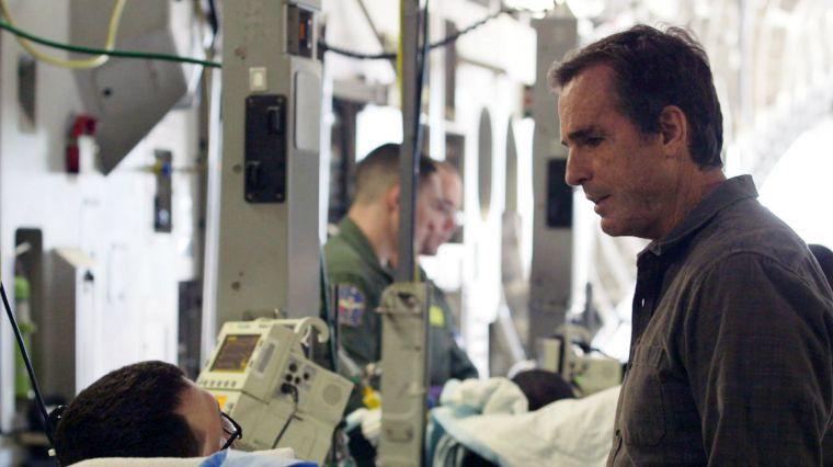 November 8, 2016: Bob Woodruff: Military Medicine