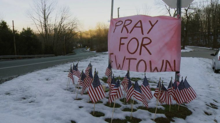 November 1, 2016: Heartbreak and Healing After Newtown Tragedy