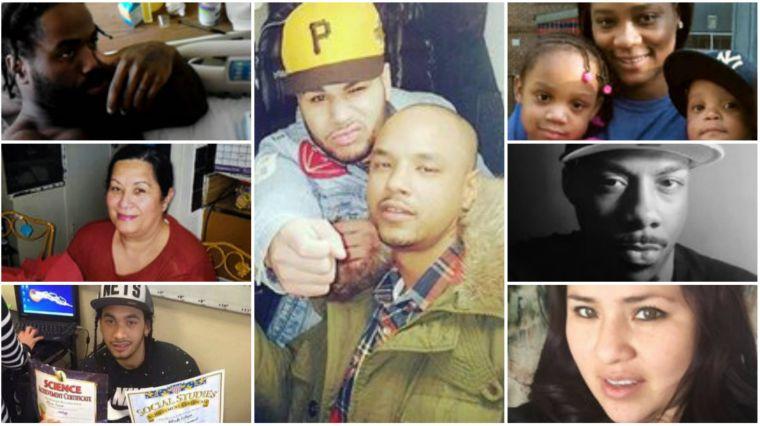November 8, 2016: Murder in the 40th Precinct