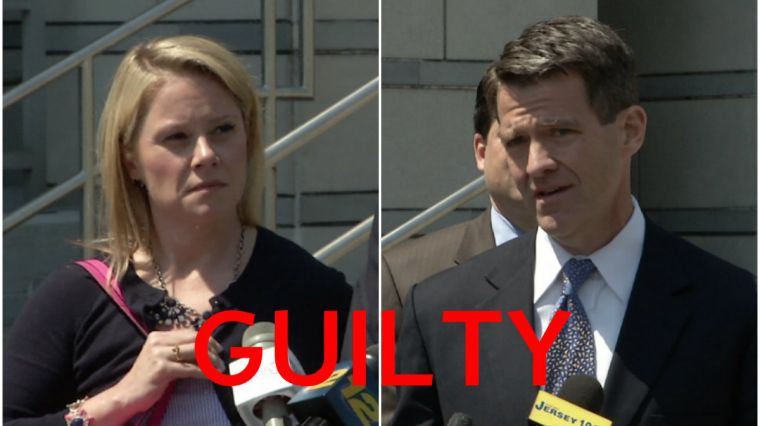 November 4, 2016: Bridgegate Verdict: GUILTY!