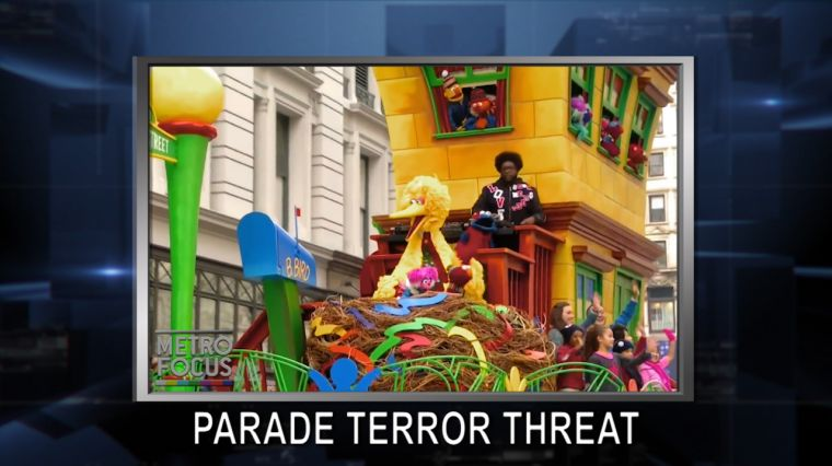 November 15, 2016: Thanksgiving Parade ISIS Threat. Inside Rikers: The Untold Story. Leeza Gibbons: National Caregivers Month. NYC's Past & Future
