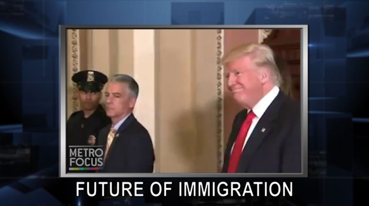 November 17, 2016: One Nation, Under Trump: The Future of Immigration. Hate Crimes Sweep America. Guardians of Rescue. Treasures of New York: Settlement Houses.