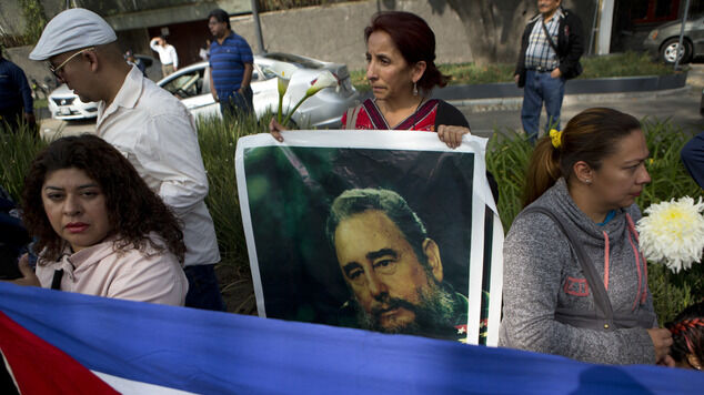 December 2, 2016: Fidel's Funeral