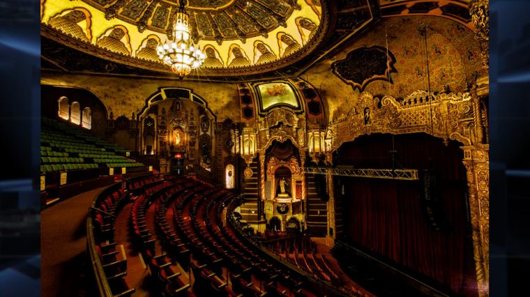 February 14, 2017: THE ST. GEORGE THEATRE REVIVAL