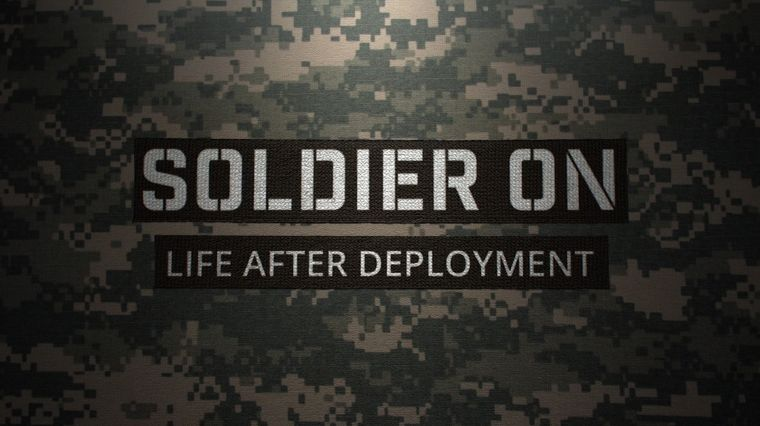 March 7, 2017: WOMEN SOLDIERS FACE LIFE AFTER DEPLOYMENT