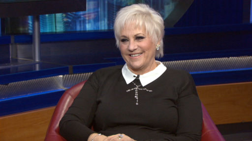 April 4, 2017: IN MOMMA'S FOOTSTEPS: LORNA LUFT