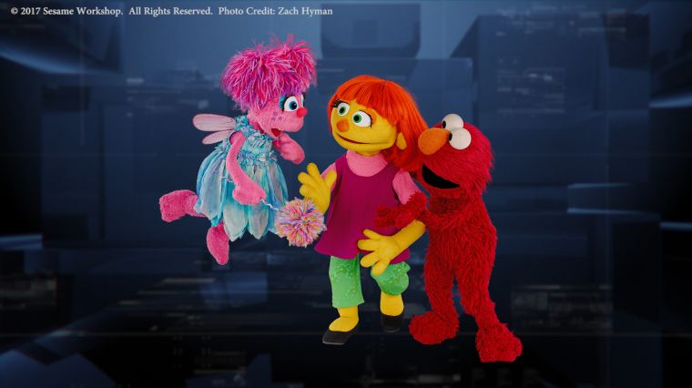 "April 7, 2017: ""SESAME STREET"" & AUTISM"
