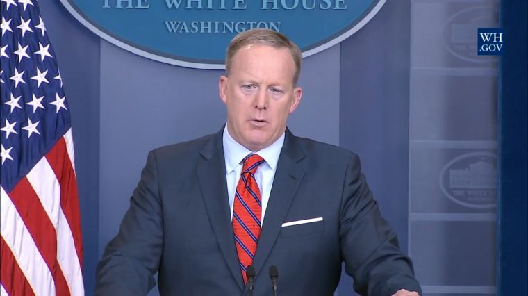 April 12, 2017: SPICER'S HOLOCAUST FALLOUT
