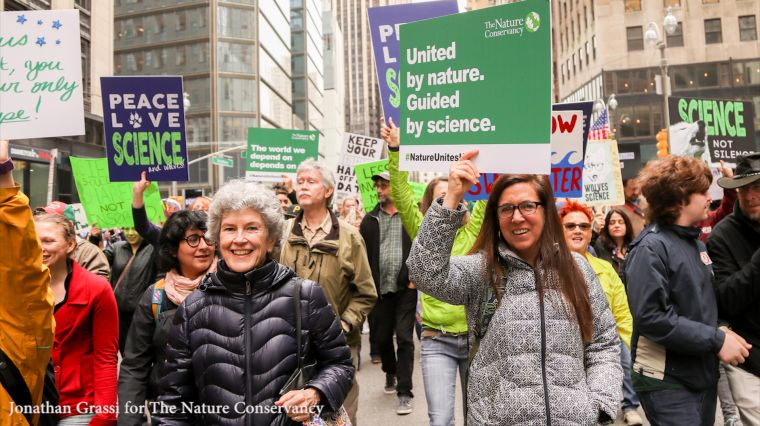 April 24, 2017: MARCH FOR SCIENCE