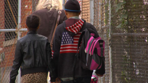 HOMELESS STUDENTS ON LONG ISLAND