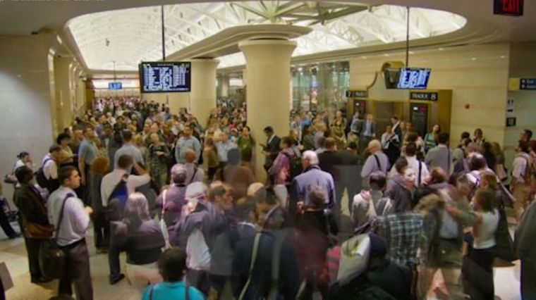 May 15, 2017: COMMUTING NIGHTMARE?  IT'S GOING TO GET WORSE!