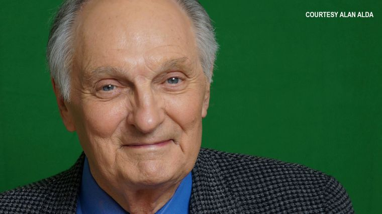 June 9, 2017: ALAN ALDA IS BACK!