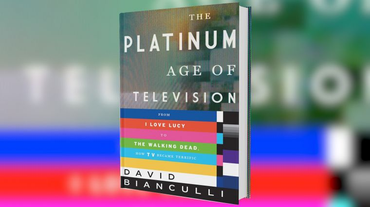 August 15, 2017: THE PLATINUM AGE OF TELEVISION