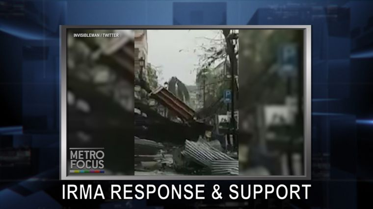 September 11, 2017: TONIGHT ON METROFOCUS