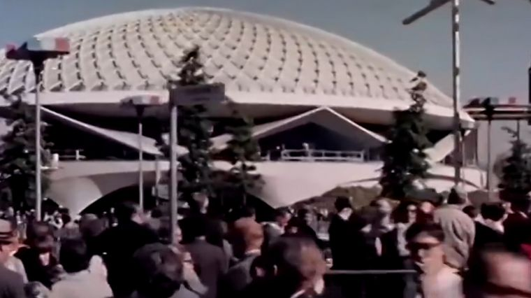 1964 WORLD'S FAIR IS BACK!