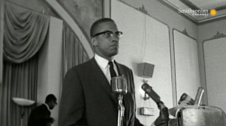 """THE LOST TAPES OF MALCOLM X"""