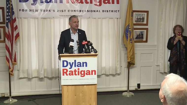 DYLAN RATIGAN: FROM CABLE TO CONGRESS?