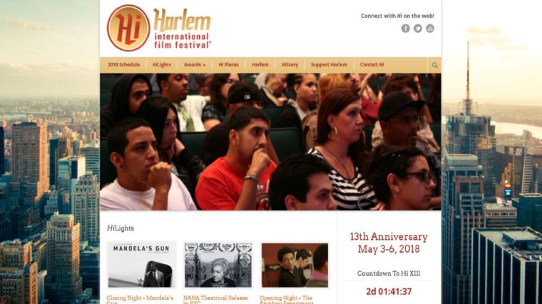 HARLEM INTERNATIONAL FILM FESTIVAL