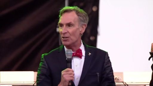 BILL NYE'S WARNING