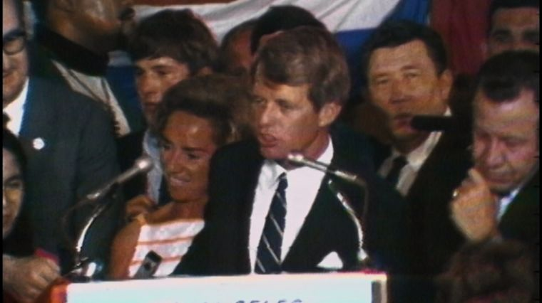 THE ASSASSINATION OF BOBBY KENNEDY